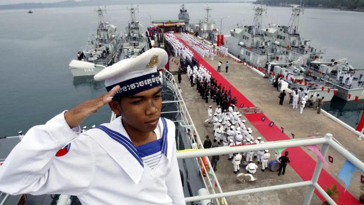 Ναυτική Βάση Πολεμικού Ναυτικού Καμπότζης