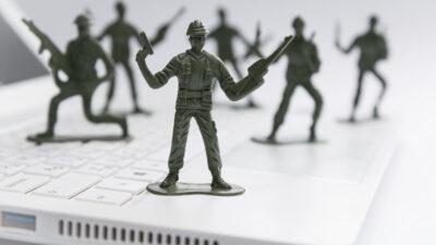 Κυβερνοχώρος - Θέατρο πολέμου - Κυβερνοεπιθέσεις - Υβριδικό όπλο