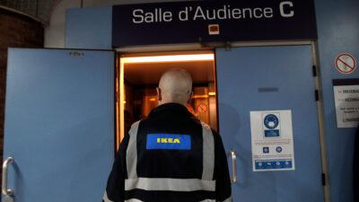 Εργαζόμενος στα ΙΚΕΑ της Γαλλίας