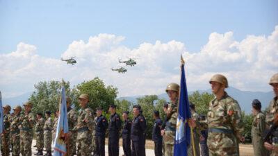 εορτασμός της ημέρας της αεροπορίας στη Βόρεια Μακεδονία