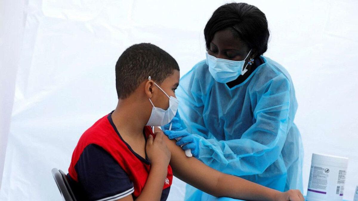 εμβολιασμός στις ηπα