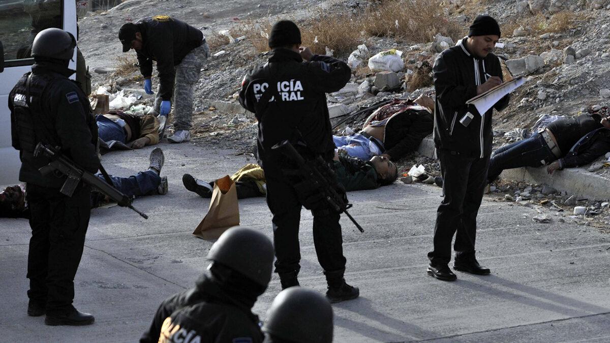 18 νεκροί από μάχη καρτέλ στο Μεξικό