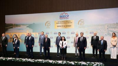 Σύνοδος Κορυφής της Διαδικασίας Συνεργασίας Χωρών της Νοτιοανατολικής Ευρώπης (SEECP), στην Αττάλεια της Τουρκίας - 17/6/2021