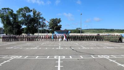 Slavic Brotherhood 2021, Τακτική άσκηση Ρωσίας - Λευκορωσίας - Σερβίας στο Νοβοροσίσκ, Ρωσία