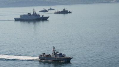 To Ταχύ Περιπολικό Κατευθυνομένων Βλημάτων (ΤΠΚ) ΡΟΥΣΣΕΝ, συμμετείχε στην πολυεθνική άσκηση «ADRION LIVEX 2021» στην περιοχή της Αδριατικής Θάλασσας