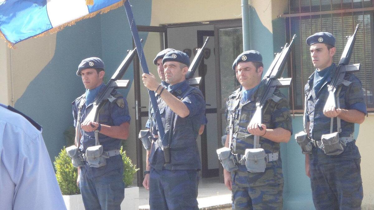 Σμηνίτες και Υπαξιωματικοί (ΟΒΑ) της Πολεμικής Αεροπορίας