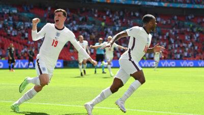 Η Εθνική ομάδα της Αγγλίας στο Euro_2020