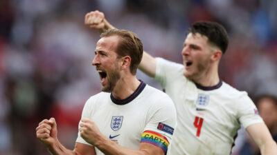 Ευρωπαϊκό Πρωτάθλημα: Αγγλία - Γερμανία 2-0
