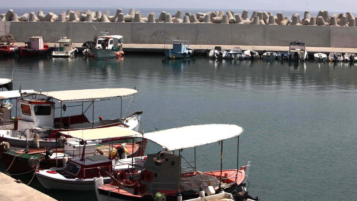Λιμάνι Αγιόκαμπου Λαρίσης