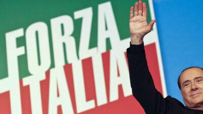 Σίλβιο Μπερλουσκόνι, πρώην Πρωθυπουργός Ιταλίας