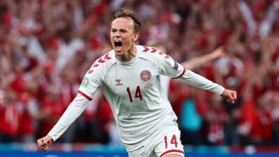 Εθνική ομάδα Δανίας: Mikkel Damsgaard
