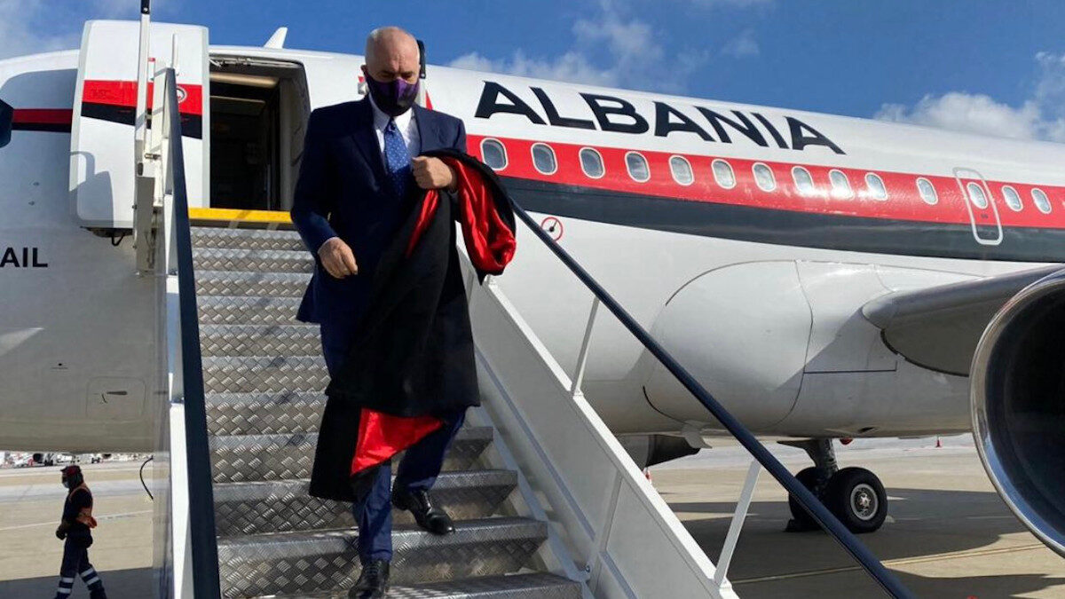 Έντι Ράμα, Πρωθυπουργός της Αλβανίας