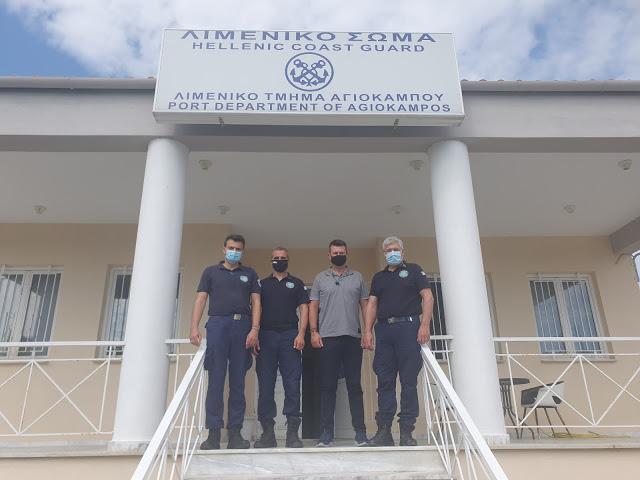 ΕΠΛΣ Κεντρικής Ελλάδος: Στο Ά ΛΤ Αγιοκάμπου Λαρίσης για τις εξελίξεις με το νέο ΠΔ μεταθέσεων