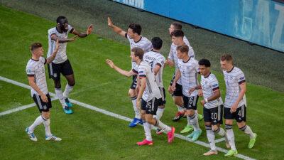 Η εθνική ομάδα της Γερμανίας