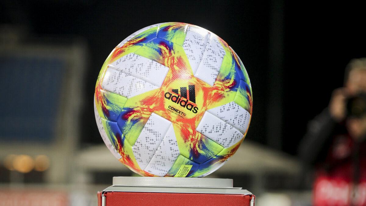 Μπάλα ποδοσφαίρου, διοργάνωση ευρωπαϊκού πρωταθλήματος ποδοσφαίρου