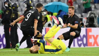Ευρωπαϊκό Πρωτάθλημα: Γερμανία - Ουγγαρία 2-2