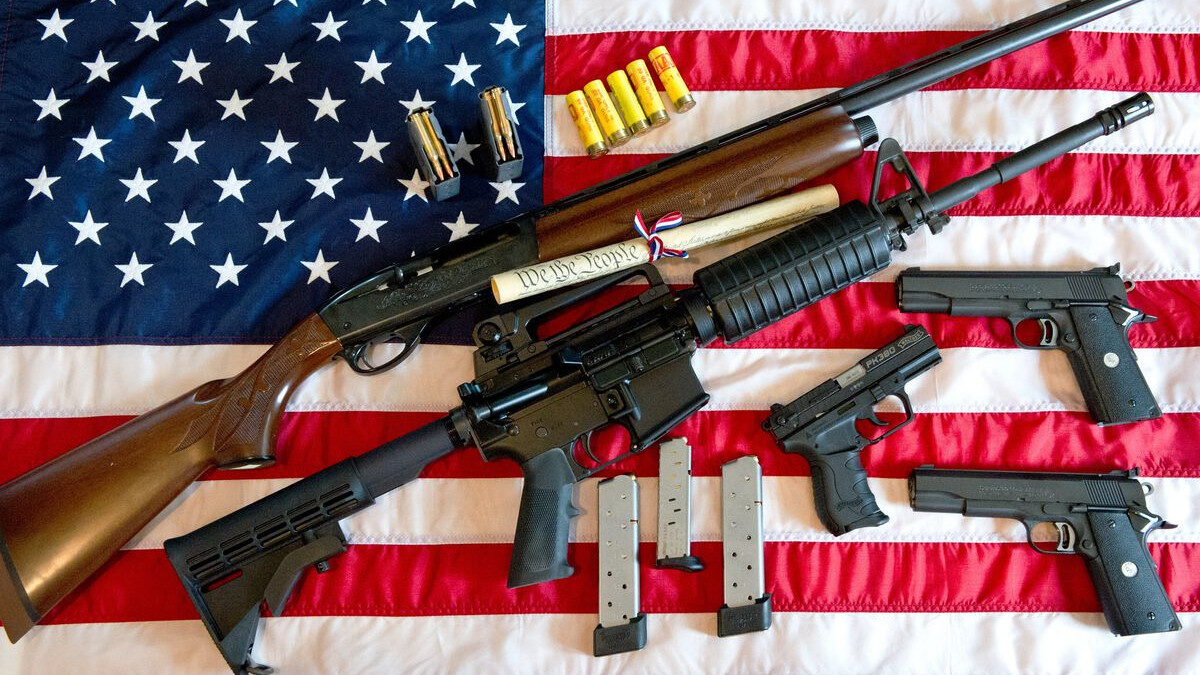 Οπλοφορία στις ΗΠΑ