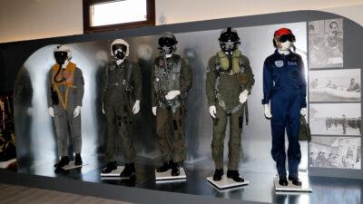 Λάρισα - Αρχηγείο Τακτικής Αεροπορίας: Μουσειακός χώρος «Μορφές Αεροπορικού Πνεύματος»