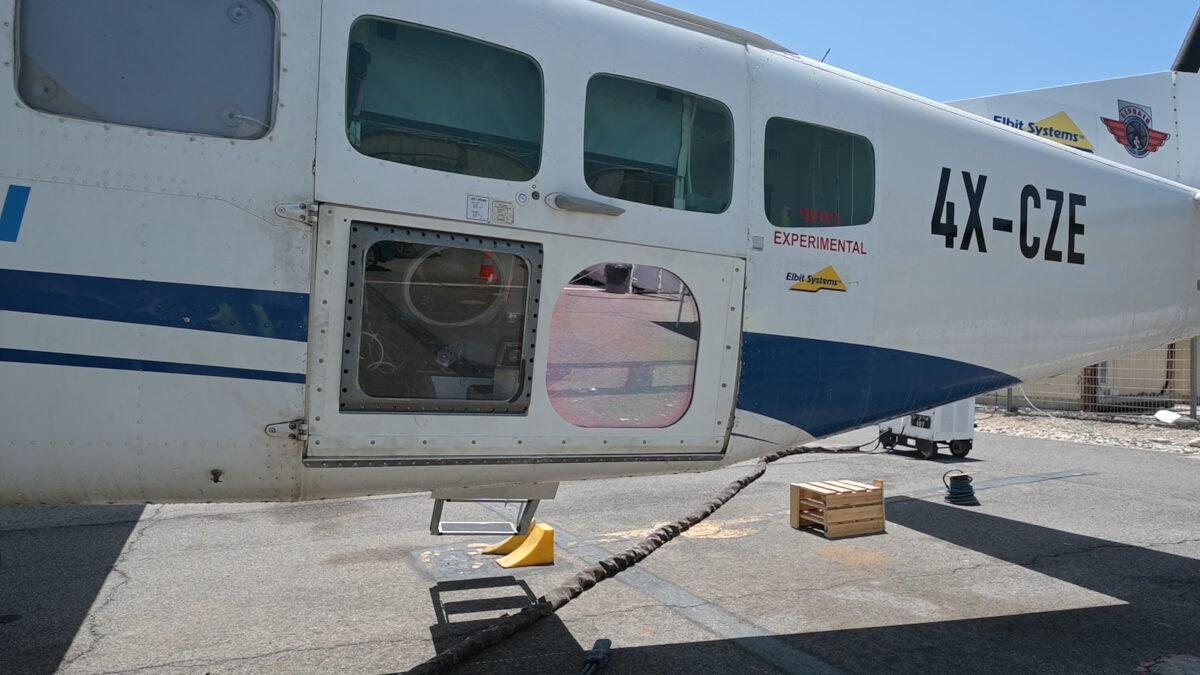 Λέιζερ εναέριας αναχαίτισης UAV, Ισραήλ