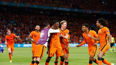 Ευρωπαϊκό Πρωτάθλημα: Ολλανδία - Ουκρανία 3-2