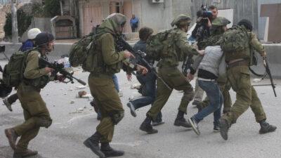 Συλλήψεις Παλαιστινίων στη Δυτική Όχθη από τον Ισραηλινό Στρατό