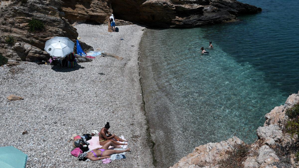 Παραλία Αττικής Ιούνιος 2021