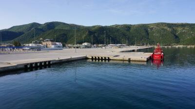 Λιμάνι Ηγουμενίτσας, Θεσπρωτία