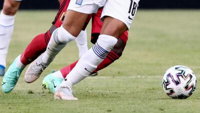 Στιγμιότυπο από ποδόσφαιρο