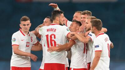 Η εθνική ομάδα της Πολωνίας