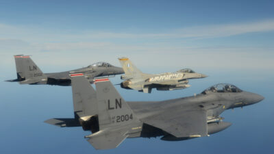 Διμερής άσκηση Ελλάδας και ΗΠΑ με την επωνυμία «POSEIDON΄S RAGE», που διεξήχθη από 28 Μαΐου έως και 11 Ιουνίου 2021 σε περιοχές σε όλη την Ελλάδα. Για το σκοπό αυτό, μεταστάθμευσαν στην Αεροπορική Βάση της Σούδας μαχητικά αεροσκάφη F-15Ε της US Air Forces in Europe (USAFE) και το αντίστοιχο προσωπικό υποστήριξης τους.