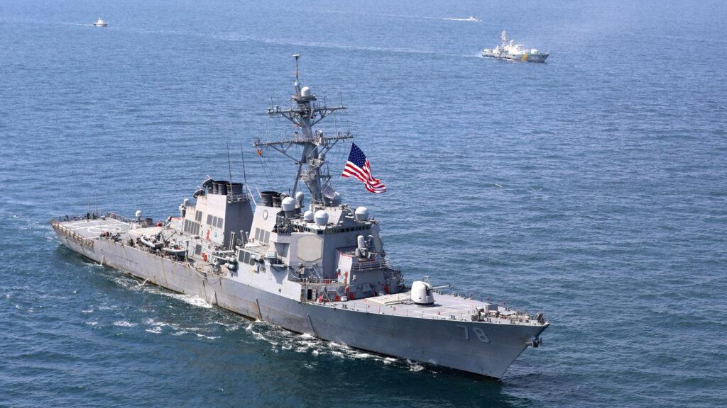 Πολεμική Άσκηση Sea Breeze 2020 του ΝΑΤΟ στη Μαύρη Θάλασσα
