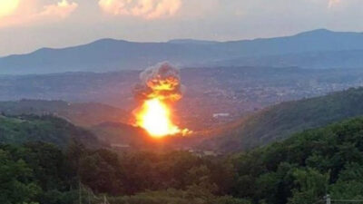 Έκρηξη σε εργοστάσιο πυρομαχικών στη Σερβία