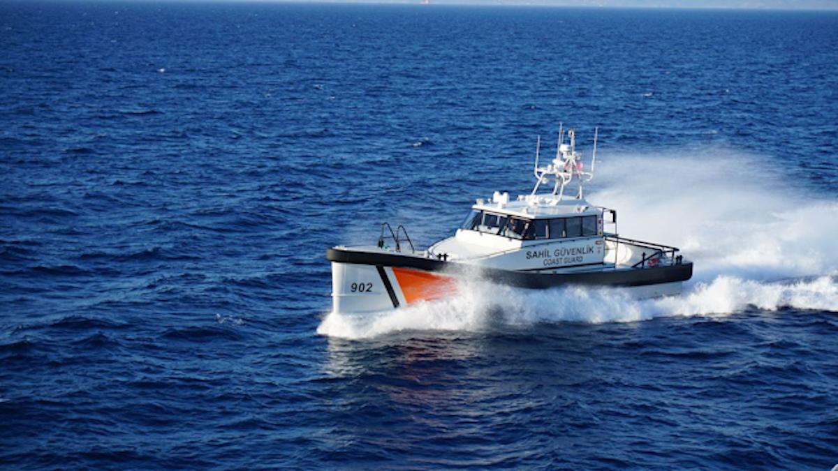 Τουρκικό λιμενικό σκάφος