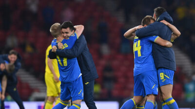Ευρωπαϊκό πρωτάθλημα: Η Εθνική Ομάδα της Ουκρανίας επικράτησε στην παράταση της Σουηδίας