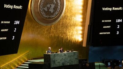 Ηνωμένα Έθνη: Ψηφοφορία για τον τερματισμό του εμπάργκο στην Κούβα