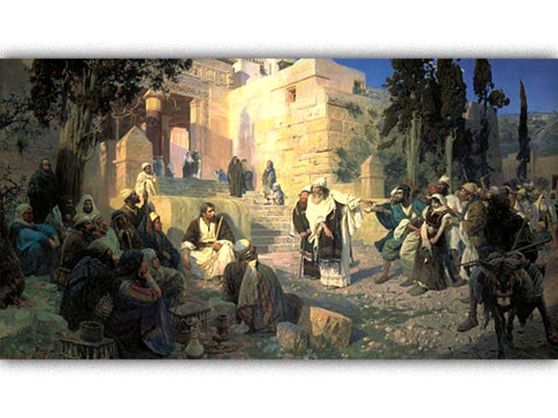 Πολιτισμός - Ζωγραφική - Βασίλι Πολένοφ