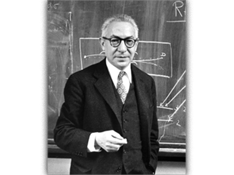 Επιστήμες - Φυσική - Ίσιντορ Ισαάκ Ράμπι