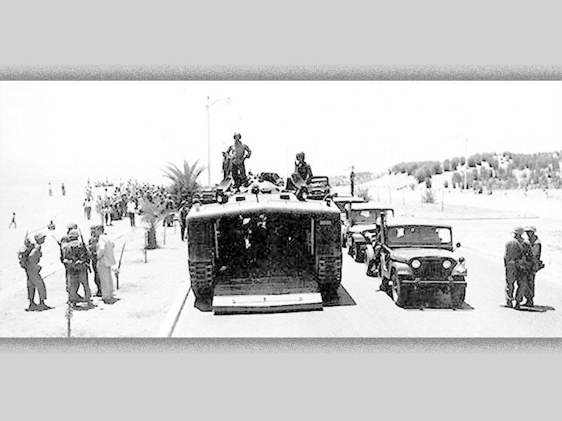 Λίβανος - ΗΠΑ - εισβολή, 1958