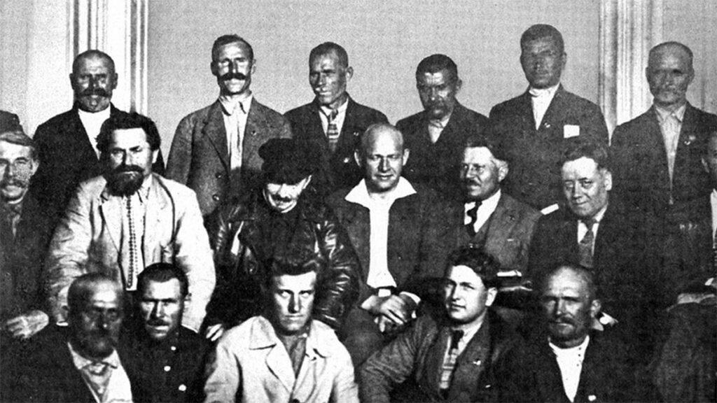 Κομμουνιστικό Κίνημα - Γ' Διεθνής - 6ο Συνέδριο