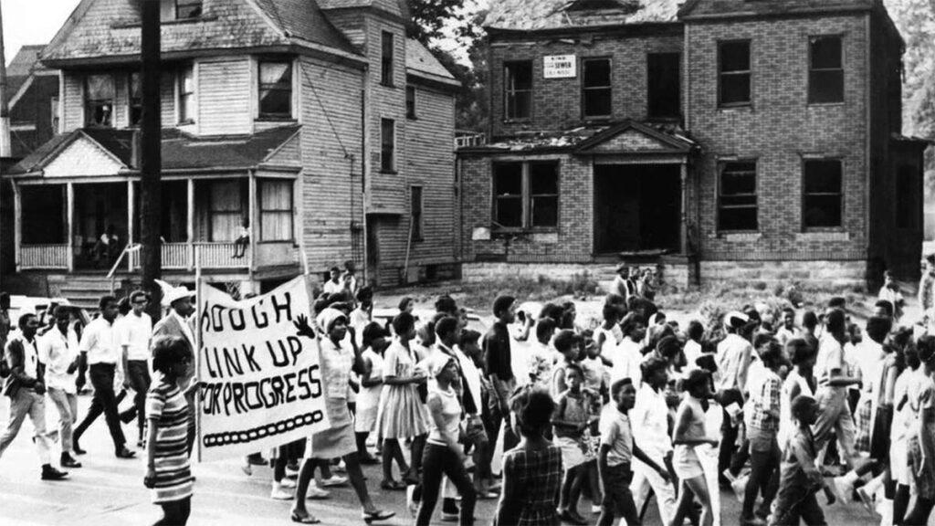 ΗΠΑ - Κλίβελαντ - Ρατσισμός - Εξέγερση, 1966