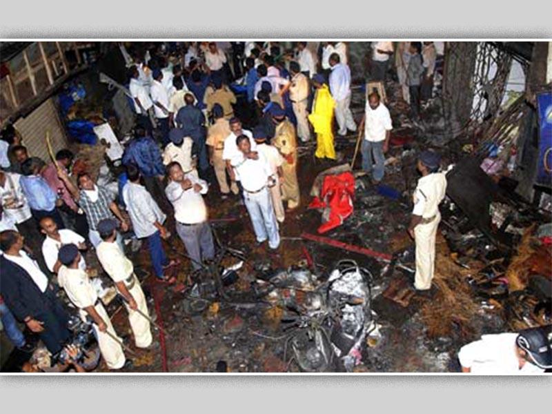 Ινδία - Μουμπάι - βομβιστική επίθεση, 2011