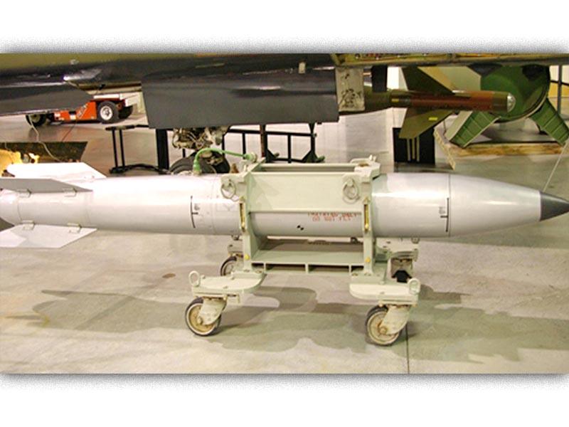 Πυρηνικά όπλα - Β-61