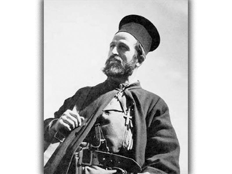 ΕΑΜ - ΕΛΑΣ - Παπαχολέβας (Δημήτριος Χολέβας)