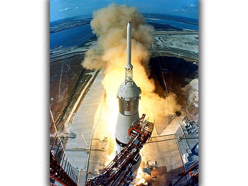 ΗΠΑ - Διαστημικό πρόγραμμα - «Απόλλων 11»