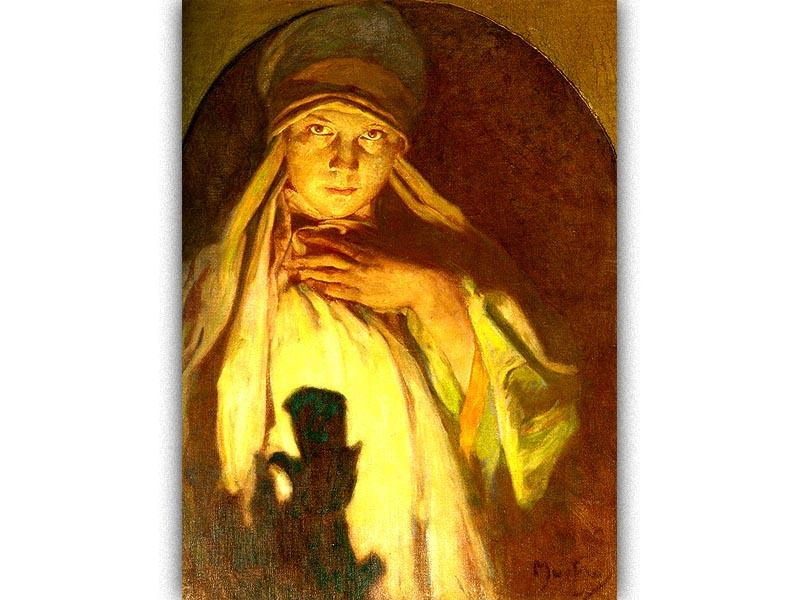 Πολιτισμός - Ζωγραφική - Άλφονς Μαρία Μούχα