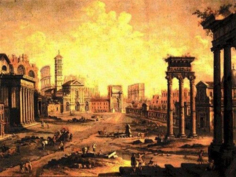 Αρχαία Ρώμη - πυρκαγιά, 64