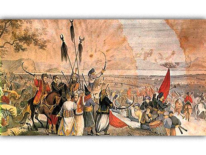 Ελληνική Επανάσταση 1821 - Μάχη των Δερβενακίων