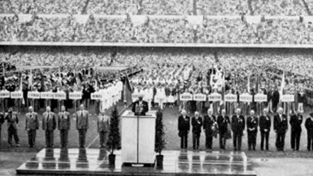 Αθλητισμός - Ολυμπιακοί Αγώνες - Ελσίνκι 1952