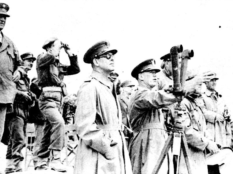 Εμφύλιος - Πίνδος - Βαν Φλιτ - βασιλιάς Παύλος - μέτωπο, 1949