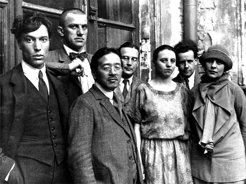 Πολιτισμός - Ποίηση - Βλαντιμίρ Μαγιακόφσκι - Ταμίτζι Ναΐτο - Μπορίς Πάστερνακ - Άιζενστάιν - Όλγα Τεριάκοβα - Λίλια Μπρικ